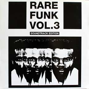 Rare Funk Volume Three