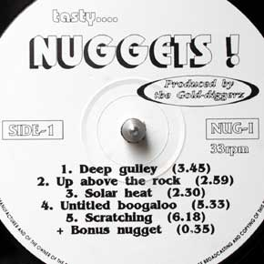 Nuggets Of Funk! Volume 1