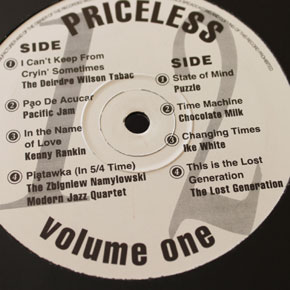 Priceless Volume One