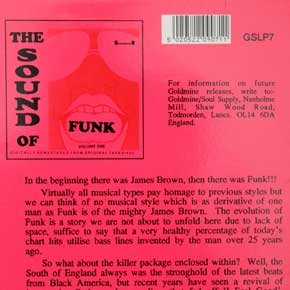 The Sound Of Funk
